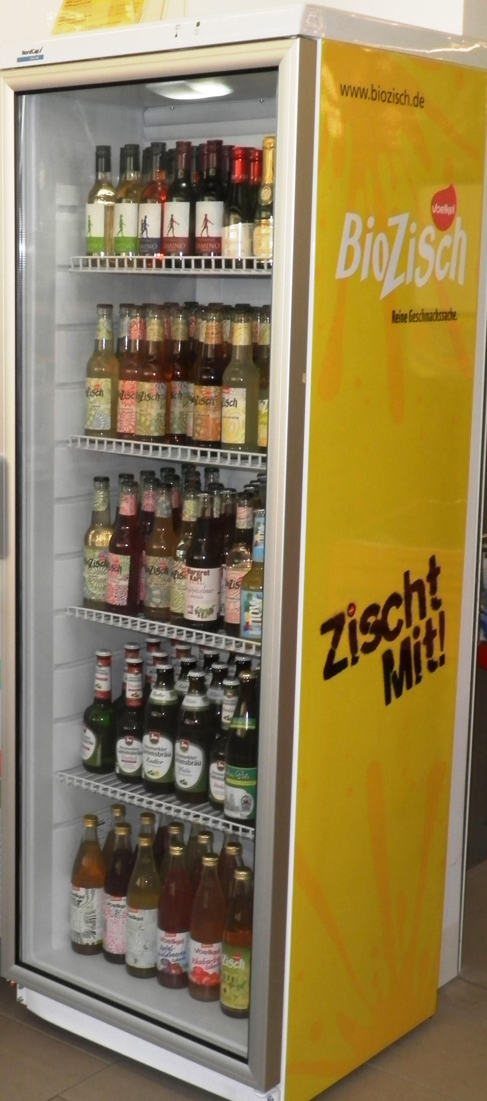 coole Getränke - Bio am Hafen - Naturkost und Naturwaren in Greifswald